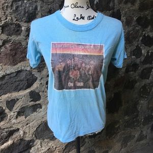Vtg 80s Charlie Daniels Band Tee size medium